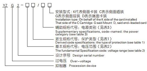 天水二一三 yzg2-31/jg 过电压抑制器